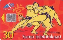 TARJETA TELEFONICA DE ESTONIA, (109) - Estonia