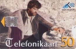 TARJETA TELEFONICA DE ESTONIA, TIRADA 65000 (115) - Estonia
