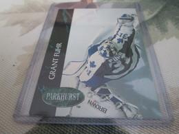 1992-93 Parkhurst Previews Grant Fuhr #PV5 TORONTO MAPLE LEAFS - Singles