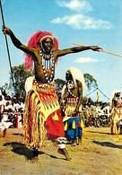 Afrique  En Couleurs -Danseurs Africains (A)  (dance Danse Danseur) ( - Editions :IRIS 3443 ) -*PRIX FIXE - Non Classés