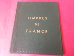 FRANCE  Neufs ** Année 1960 A 1980 Collection En Album Yvert - Briefmarken