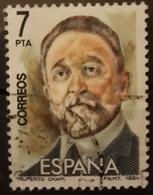 ESPAÑA 1984 Maestros De La Zarzuela. USADO - USED. - 1931-Hoy: 2ª República - ... Juan Carlos I