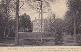 Maldegem, Maldeghem, Kasteel Van Den Burgemeester Gebouwd Op Den Grond Van't Oud Kasteel ... (pk45050) - Maldegem