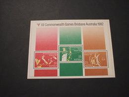 AUSTRALIA - BF 1972 SPORT   - NUOVI(++) - Blocchi & Foglietti