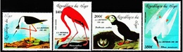 BF - NIGER  PA 336/9 MNH Neufs - Oiseaux - Collections, Lots & Series