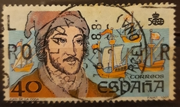 ESPAÑA 1987 V Centenario Del Descubrimiento De América. USADO - USED. - 1931-Hoy: 2ª República - ... Juan Carlos I