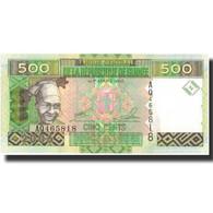 Billet, Guinea, 500 Francs, 2006, 2006, KM:39a, NEUF - Guinée