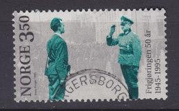 Norway 1995 Mi. 1178  3.50 Kr 50. Jahrestag Der Beendigung Des Zweiten Weltkrieges Ending Of World War II WWII - Norwegen