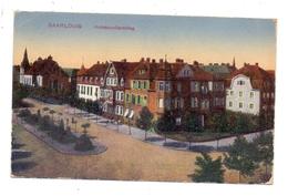 6630 SAARLOUIS, Hohenzollernring, 1921 - Kreis Saarlouis