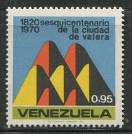 A 1970 VENEZUELA: Valera - Venezuela