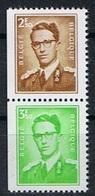 Belgie OCB 1462b (**) - 1953-1972 Glasses