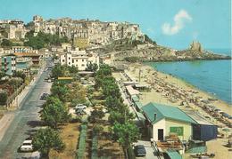 CPA-ITALIE-1965-LATINA -SPERLONGA-PANORAMA Et PLAGE-TBE - Italia