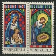 A 1971 VENEZUELA: Navidad - Venezuela