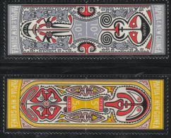 R827 - PAPUA NUOVA GUINEA 1969 , Serie 153/156  ***  MNH - Papua Nuova Guinea