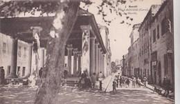 Carte Postale : Ile Rousse (Corse) Le Marché    Ed  J  Moretti N° 57 Animée - Altri Comuni