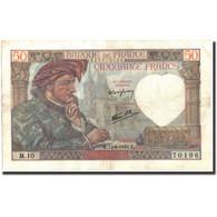France, 50 Francs, 50 F 1940-1942 ''Jacques Coeur'', 1940, 1940-06-13, TTB - 1871-1952 Anciens Francs Circulés Au XXème