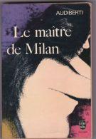Audiberti - Le Maître De Milan - Bücher, Zeitschriften, Comics