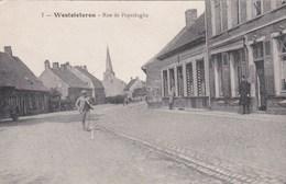 WESTELETEREN - RUE DE POPERINGHE - Belgium