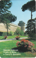 VATICAN - Giardini Vaticani(31), Tirage 25900, Exp.date 01/05/99, Mint - Vatican