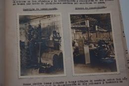 Notice Technique Des Ets Titan à Maubeuge Avec Photos De L Usine,1960 - Books, Magazines, Comics