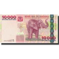 Billet, Tanzania, 10,000 Shilingi, Undated (2003), KM:39, NEUF - Tanzanie