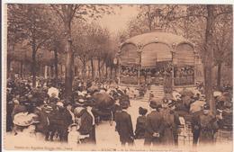 CPA -  20. NANCY - à La Pépinière, Pendant Le Concert - Nancy