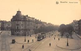 BRUXELLES - Avenue Louise - Lanen, Boulevards