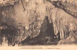 Grotte De REMOUCHAMPS - Le Passage De Calypso - Aywaille
