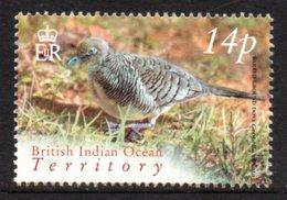 BIOT 2004 Definitives (Birds) 14p: Single Stamp UM/MNH - British Indian Ocean Territory (BIOT)