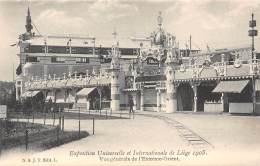 LIEGE - Exposition Universelle 1905 - Vue Générale De L'Extrême-Orient - Luik