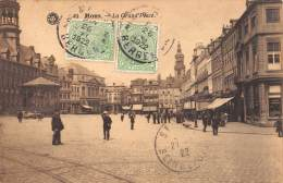 MONS - La Grand'Place - Mons