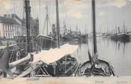 OSTENDE - Les Bassins - Oostende