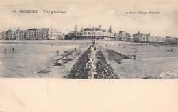 OSTENDE - Vue Générale - Oostende
