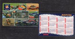 REPSOL  Fuel E Oils - - Formato Piccolo : 2001-...