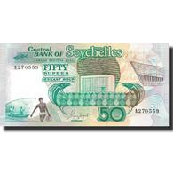 Billet, Seychelles, 50 Rupees, Undated (1989), KM:34, NEUF - Seychelles