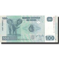Billet, Congo Democratic Republic, 100 Francs, 2007, 31.07.2007, KM:98a, NEUF - Democratic Republic Of The Congo & Zaire