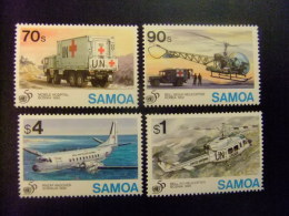 SAMOA 1995 50 Anniversaire ONU Yvert N 822 / 25 ** MNH - Samoa (Staat)