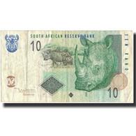 Billet, Afrique Du Sud, 10 Rand, 1999, 1999, KM:123b, TB - Afrique Du Sud