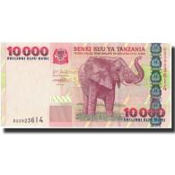 Billet, Tanzania, 10,000 Shilingi, Undated (2003), KM:39, SPL - Tanzania