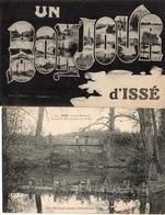 Un Bonjour D'Issé Et Passerelle Saint-joseph - Frankrijk