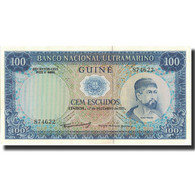 Billet, Portuguese Guinea, 100 Escudos, 1971, 1971-12-17, KM:45a, NEUF - Guinée