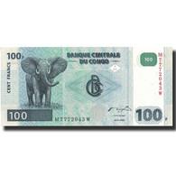 Billet, Congo Democratic Republic, 100 Francs, 2000, 2000-01-04, KM:92a, NEUF - Congo