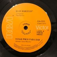 Sencillo Argentino De Juan Marcelo Año 1973 - Vinyl Records