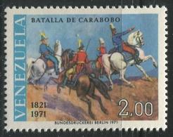 A 1971 VENEZUELA: Batalla De Carabobo - Venezuela