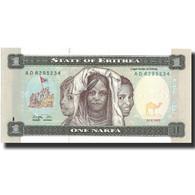 Billet, Eritrea, 1 Nakfa, 1997, 1997-05-24, KM:1, NEUF - Erythrée