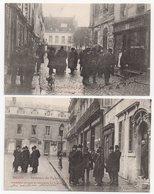 ( 21 ) Lot De 66 Cartes Postales Anciennes Du Département De La Côte D'Or - Cartes Postales