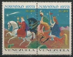 A 1973 VENEZUELA: Navidad - Venezuela
