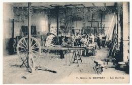 CPA - METTRAY (Indre Et Loire) - Colonie De Mettray - Les Charrons (ancètre Education Surveillée) - Mettray