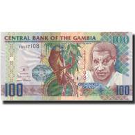 Billet, Gambia, 100 Dalasis, 2013, 2013, NEUF - Gambia