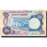 Billet, Nigéria, 50 Kobo, Undated (1973-78), KM:14d, NEUF - Nigeria